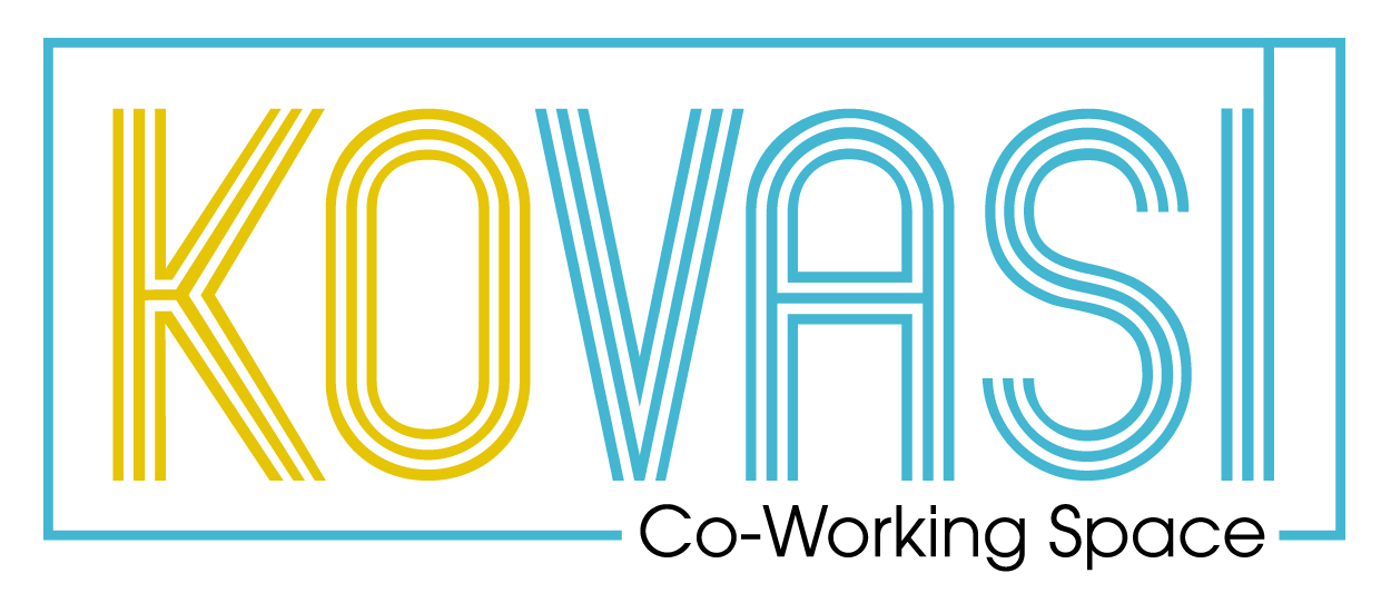 Kovasi Co-Working Space Logo